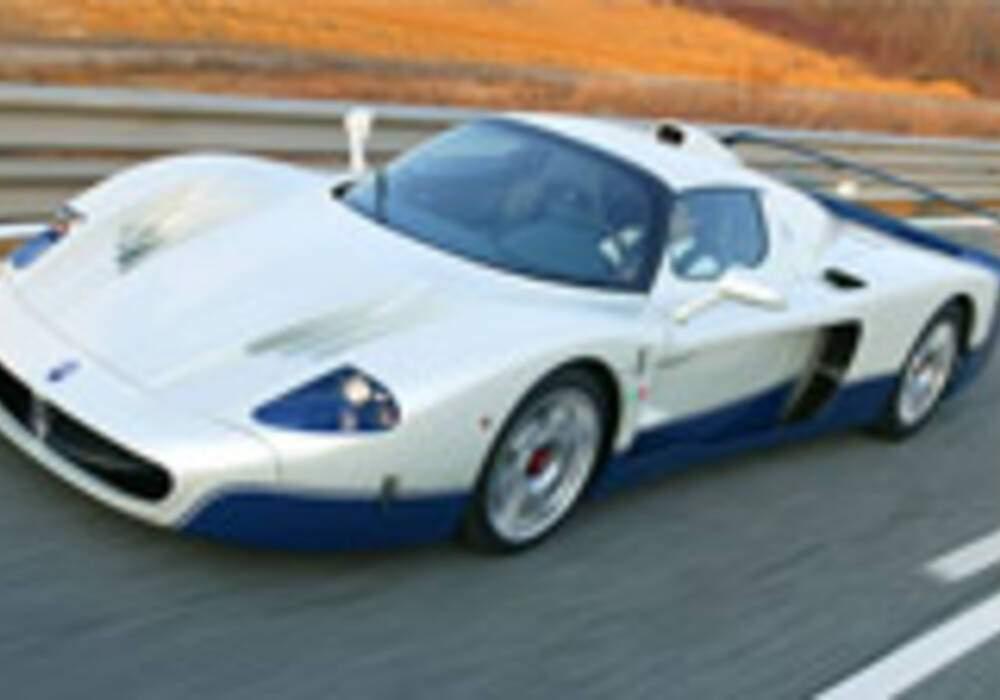 Maserati MC12, nouvelle reine du ring ?