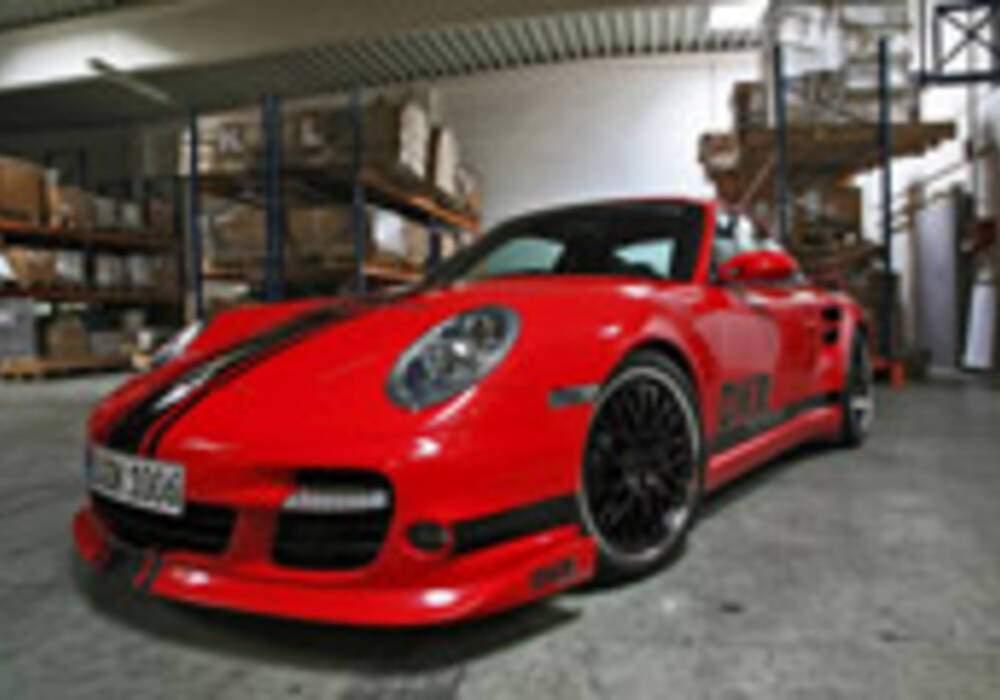 DKR Tuning optimise la Porsche 911 Turbo