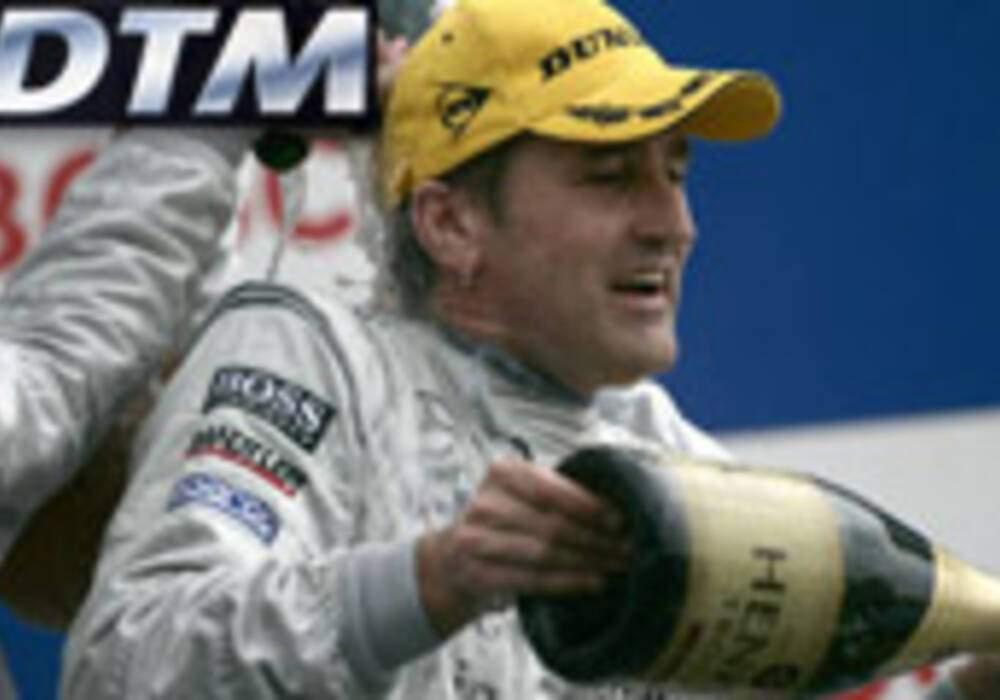 DTM: Bernd Schneider va prendre sa retraite