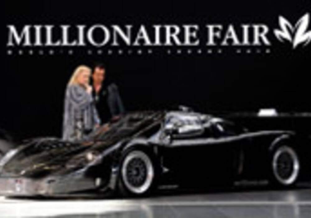Millionaire Fair, la foire des millionnaires à Munich