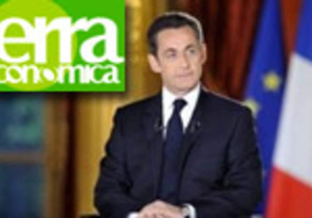 Exclusivité: Le bilan des émissions de CO2 de Nicolas Sarkozy