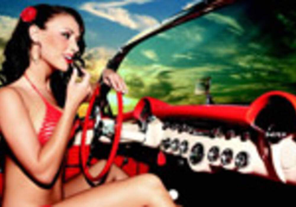 Calendrier 2009 Miss Tuning