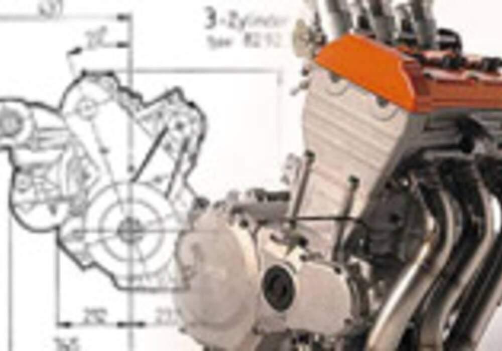 Moteur 3 Cylindres à pistons ovales : Choix Stratégique