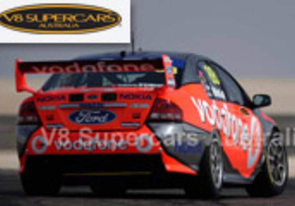 V8 Supercars: Nouveau triplé de Jamie Whincup