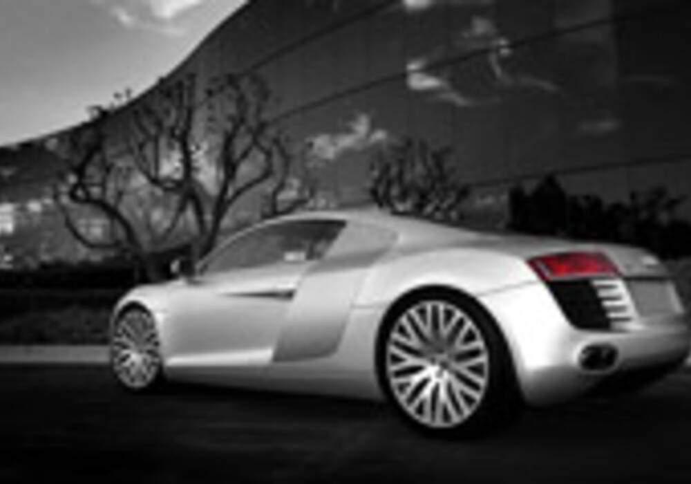 Audi R8 par Project Kahn