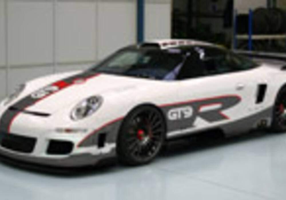 9ff GT9-R, en route pour un  nouveau record