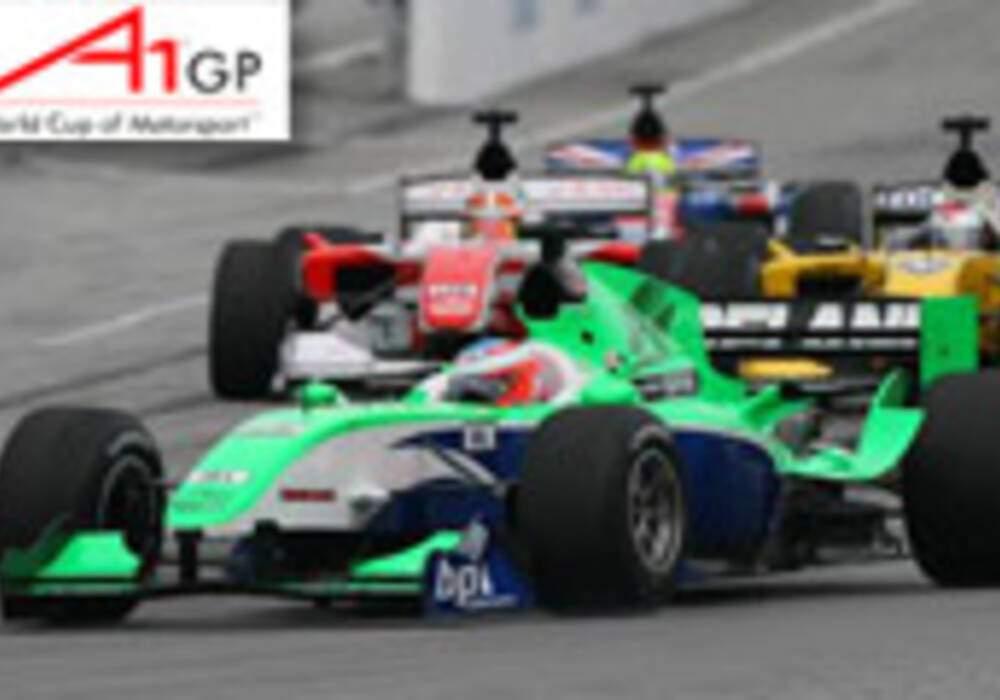 A1GP: L'Irlande prend la tête du championnat