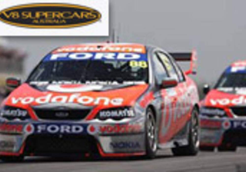 V8 Supercars: Jamie Whincup se rapproche du titre