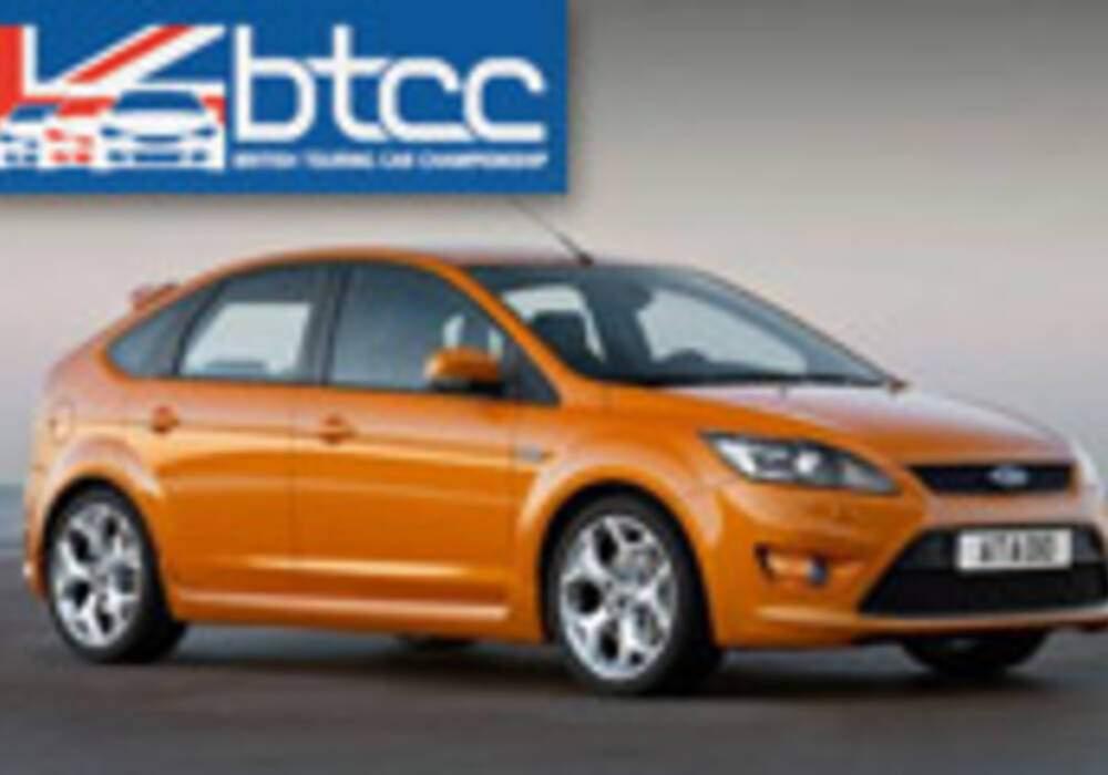 BTCC: Ford de retour en 2009