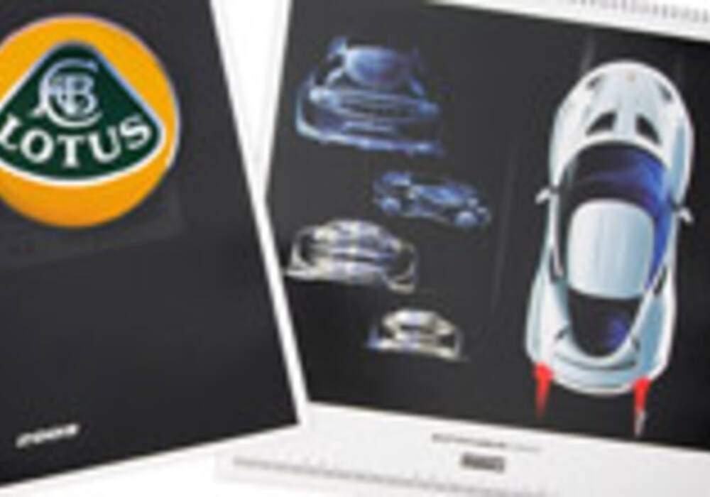 Lotus Design calendrier 2009