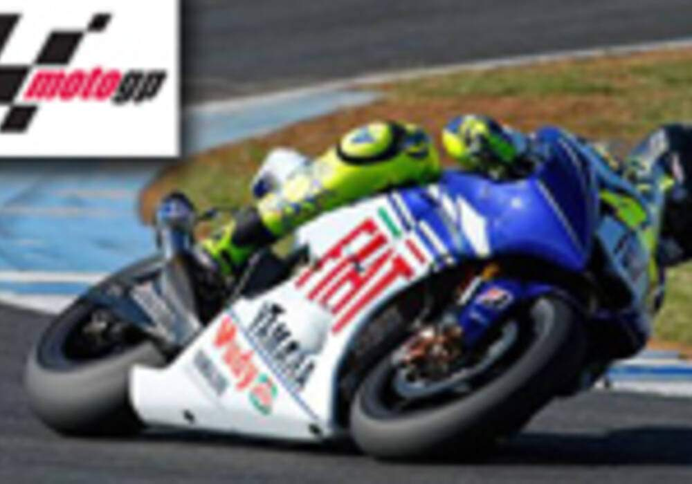 MotoGP - Résultat des essais officiels: Rossi, Pedrosa, Lorenzo en haut de la grille