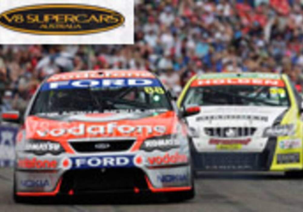V8 Supercars: Jamie Whincup et Team Vodafone empochent les récompenses