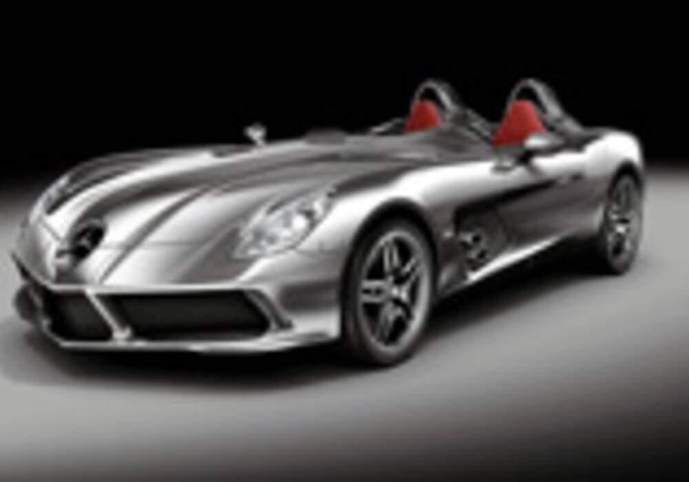 Mercedes présente une concurrente à la Veritas RS III