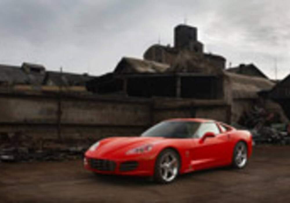 INNOTECH Corvette C6, jusqu'à 1000 chevaux