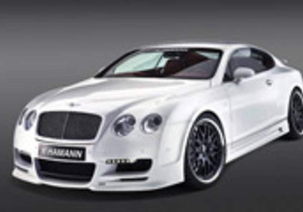 Hamann Bentley Continental GT et GT Speed, premières images