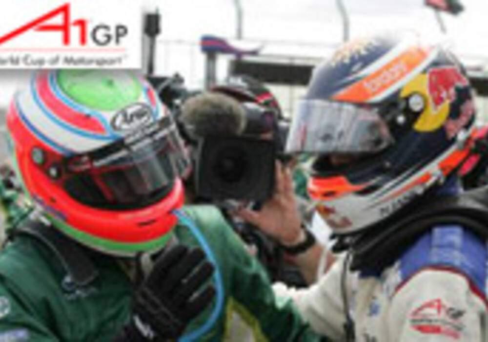 A1 GP : L'Irlande toujours leader à Taupo