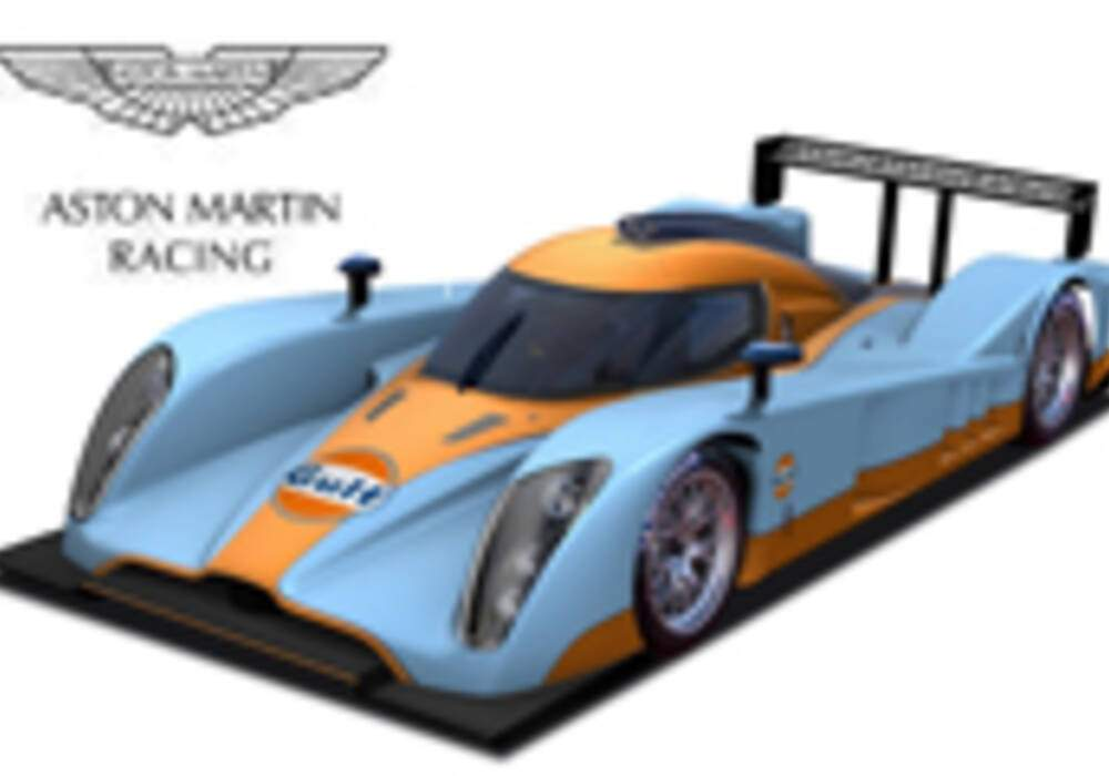 Aston Martin officiellement en LMP1