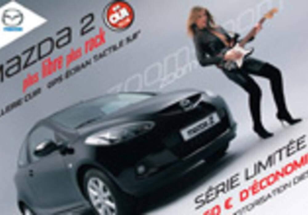 Mazda série limitée «Oui FM »