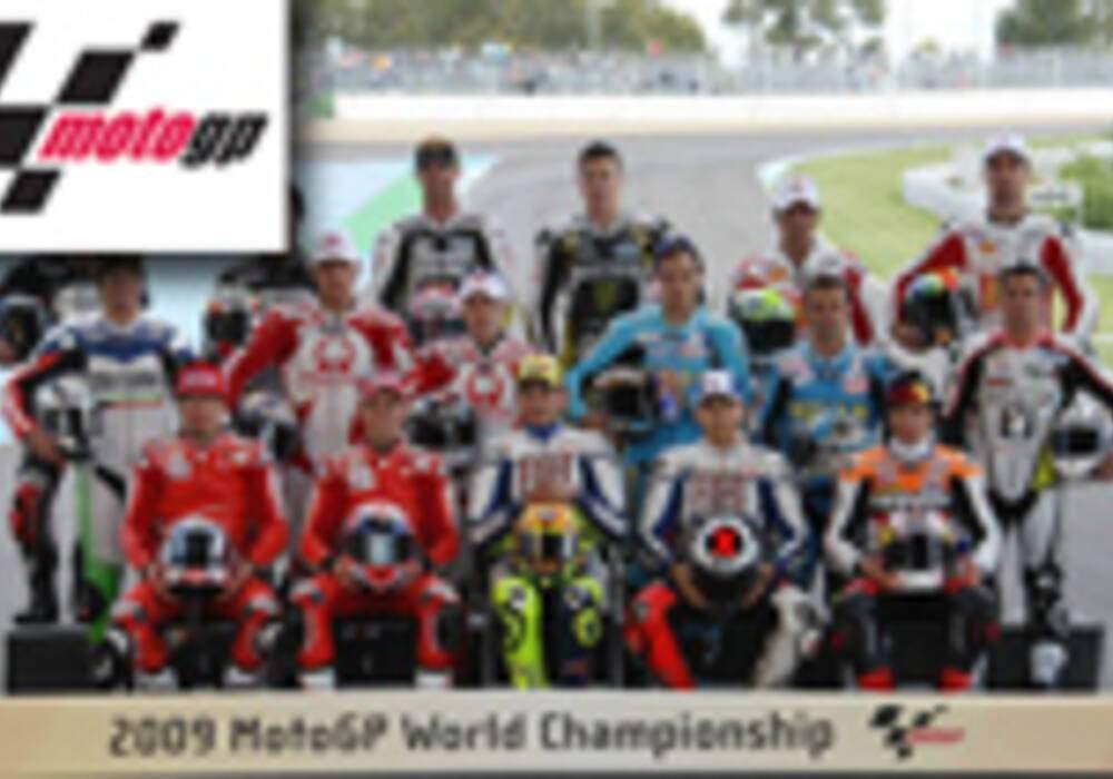 Moto GP Saison 2009 - 2010