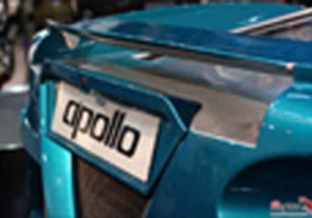 Top Marques Monaco : Gumpert Apollo Speed