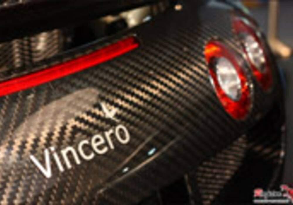 Top Marques Monaco : Bugatti Veyron Linea Vincero par Mansory