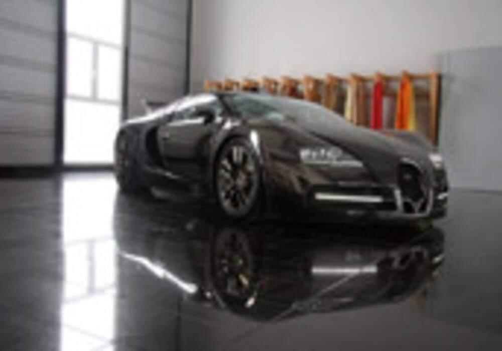 Nouvelles photos et vidéo de la Bugatti Veyron Linea Vincero par Mansory