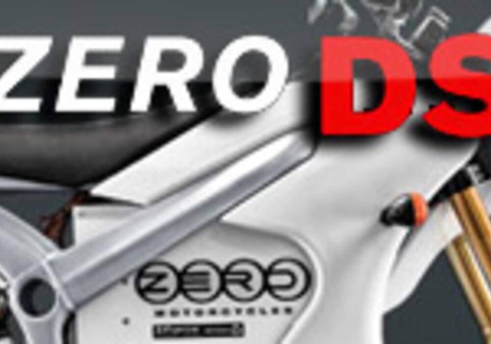 Zero Motorcycles, la DS est éléctrique !