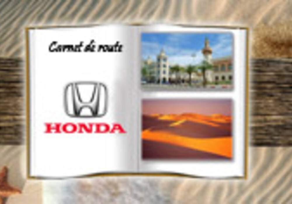 Honda Travel vous embarque pour un raid tunisien