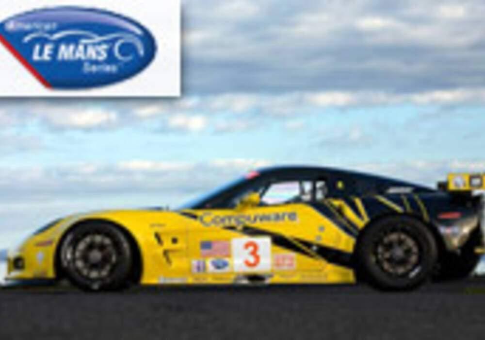 ALMS : Des débuts prometteurs pour la toute nouvelle Corvette !