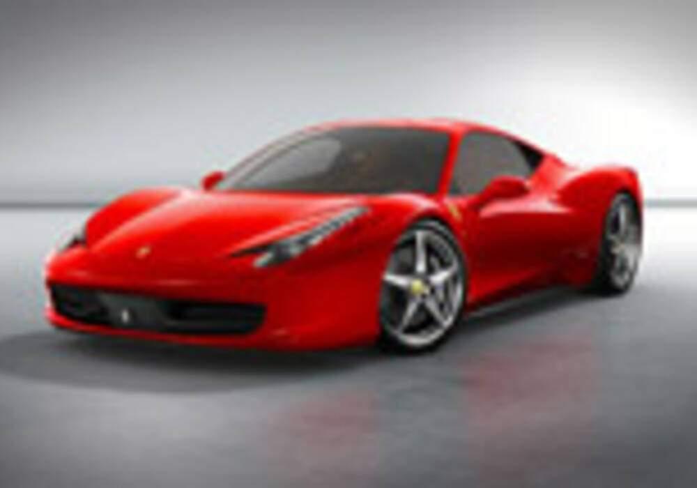 Vidéo promotionnelle : Ferrari 458 Italia