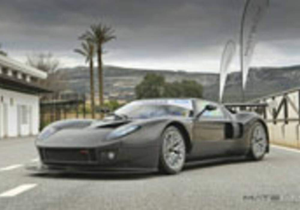 Vidéo - Matech Ford GT1 2010