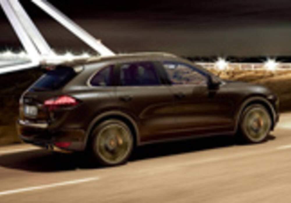 Nouveau Porsche Cayenne, moins lourd et plus écologique
