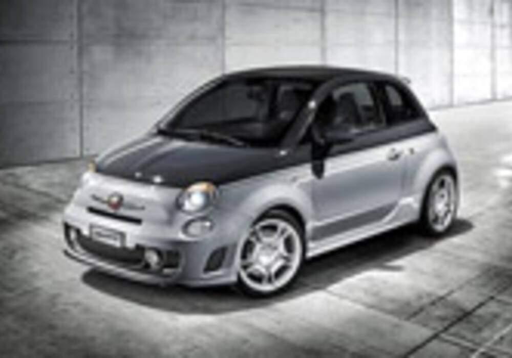 Fiat Grande Punto Evo et Fiat 500C version Abarth
