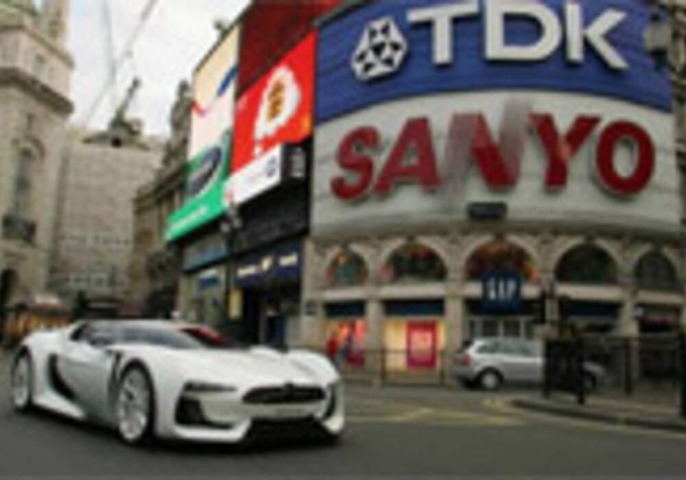 Retour sur la Citroën GTbyCITROËN à Londres, la vidéo