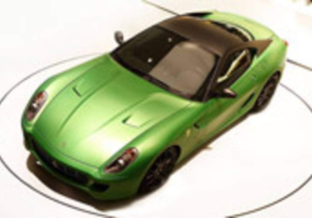 Ferrari 599 Hybrid Concept