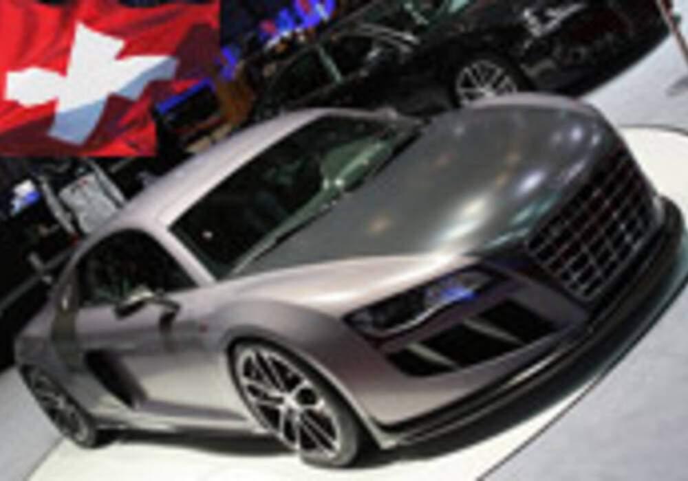 Genève Direct : Abt Sportsline R8 GTR