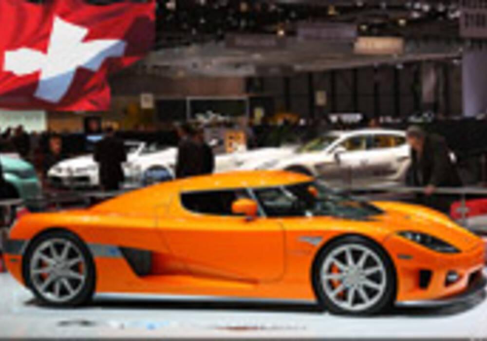 Genève Direct : Koenigsegg CCXR