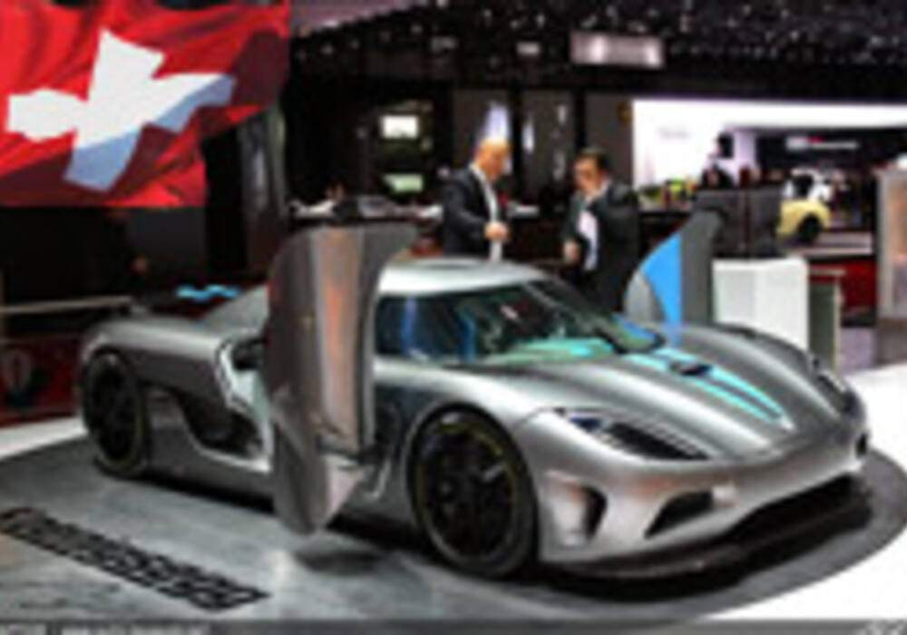 Genève Direct : Koenigsegg Agera