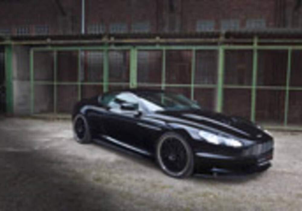 Edo Compétition Aston Martin DBS