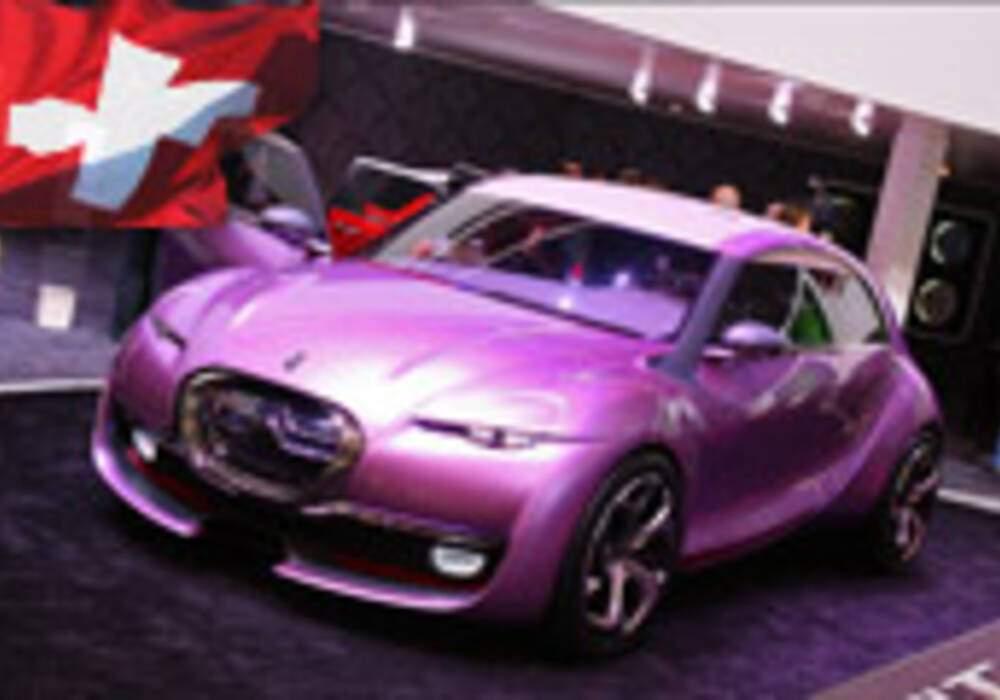 Genève Direct : Citroën Revolte Concept