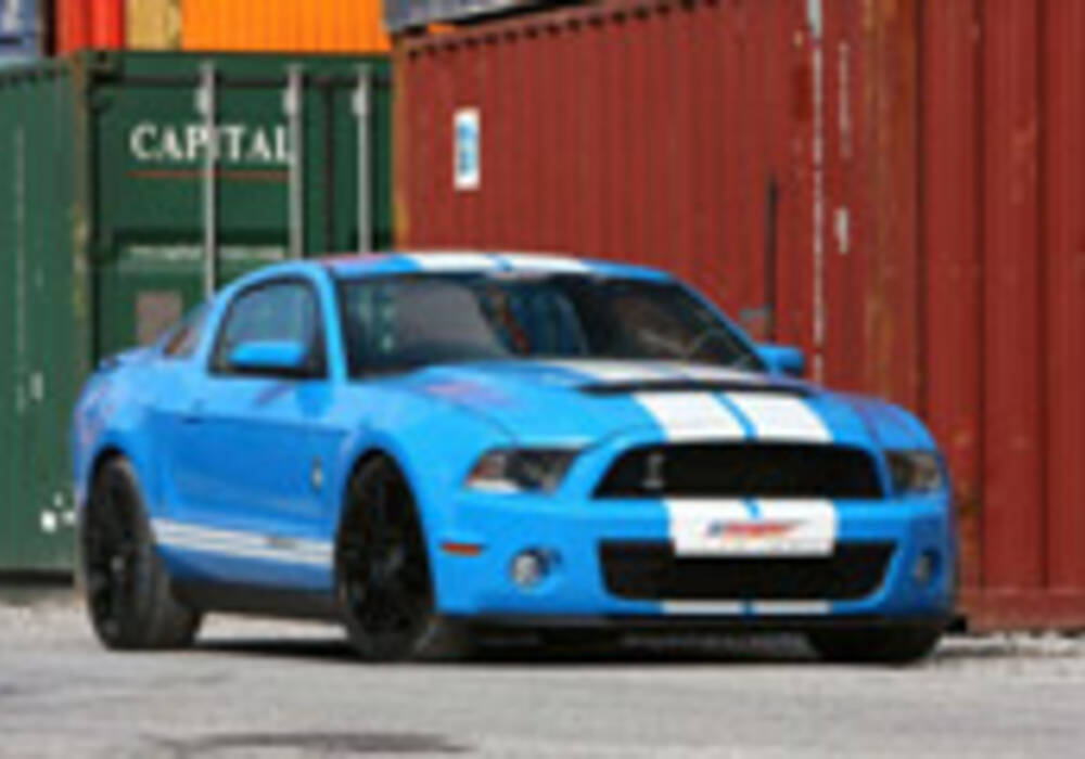 GeigerCars s'attaque à la Shelby Mustang GT500