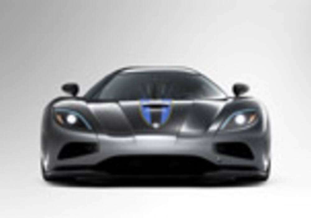 Koenigsegg Agera, la vidéo officielle