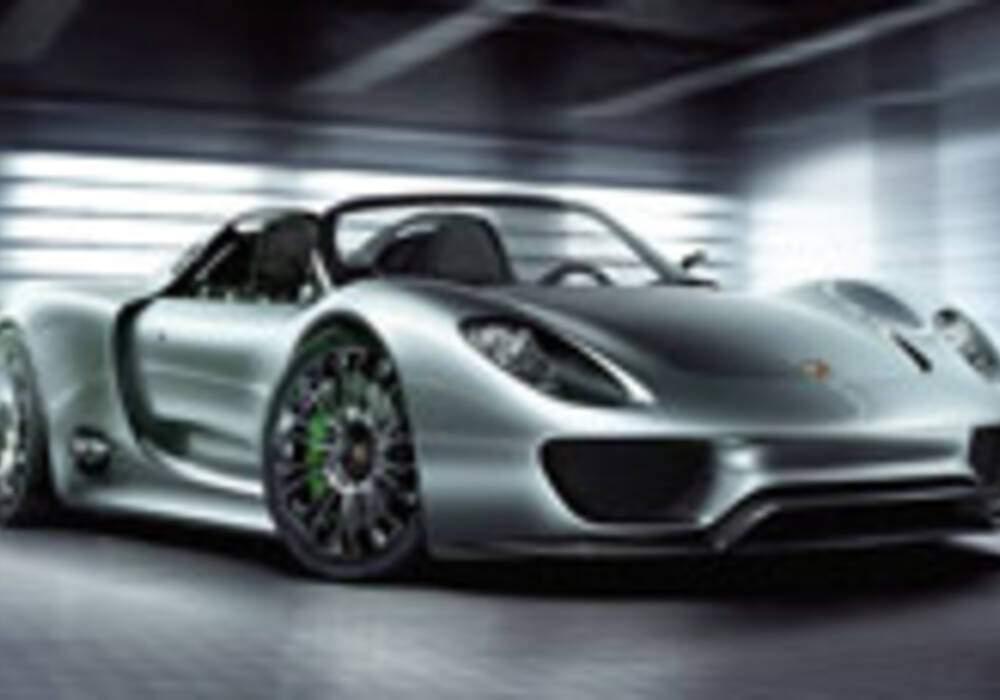 Porsche 918 Spyder, la vidéo officielle