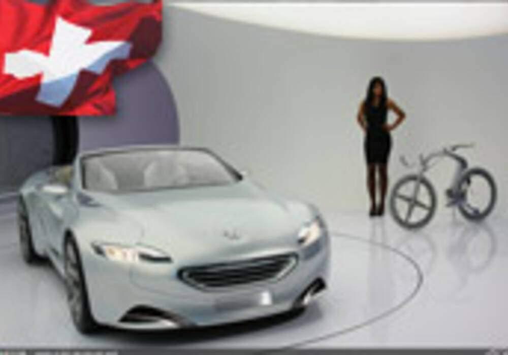 Genève Direct : Peugeot SR1 Concept