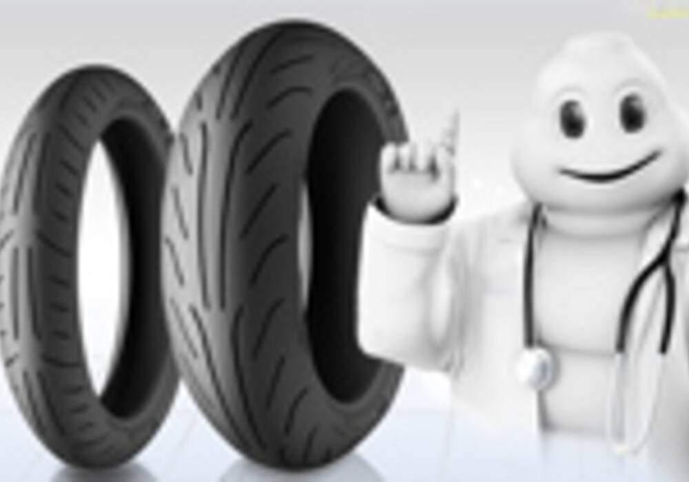 Michelin Power Pure, le nouveau pneu hypersport pour la saison 2010