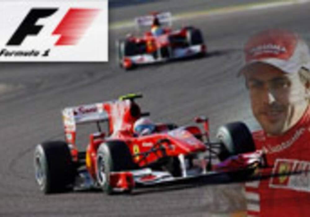 Formule 1 - Bahreïn : Victoire d'Alonso et doublé Ferrari