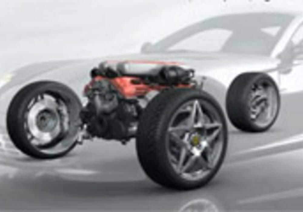 Animation 3D du système HY-KERS de Ferrari