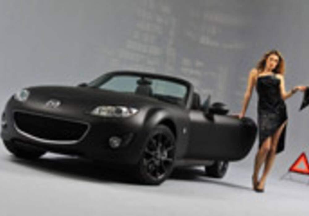 Mazda MX-5 « Black & Mat » édition