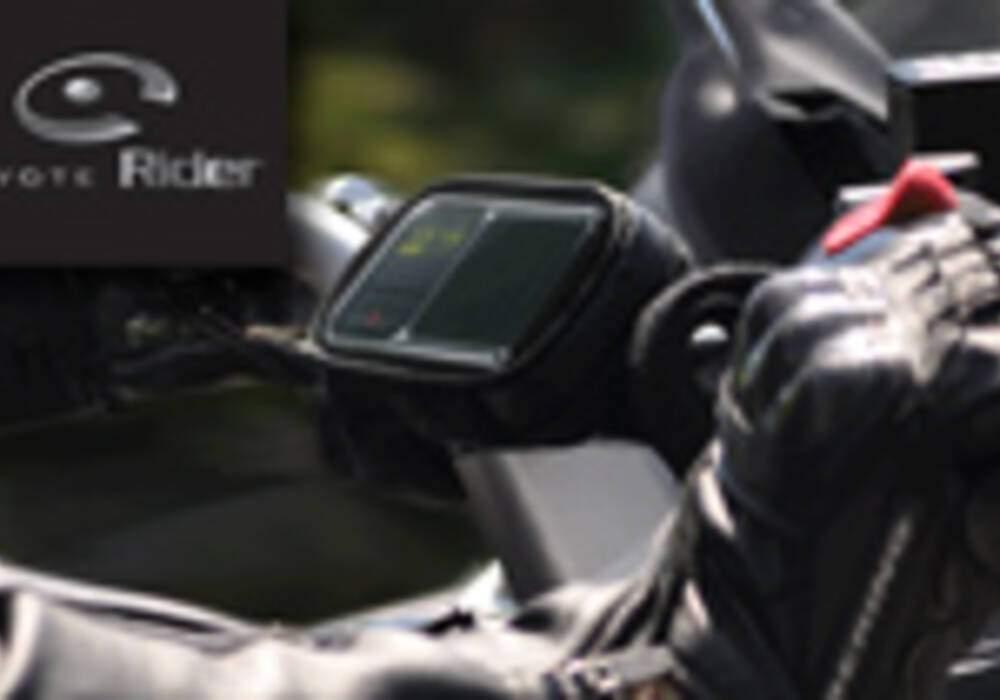 Détecteur de radar pour motard : Coyote Rider