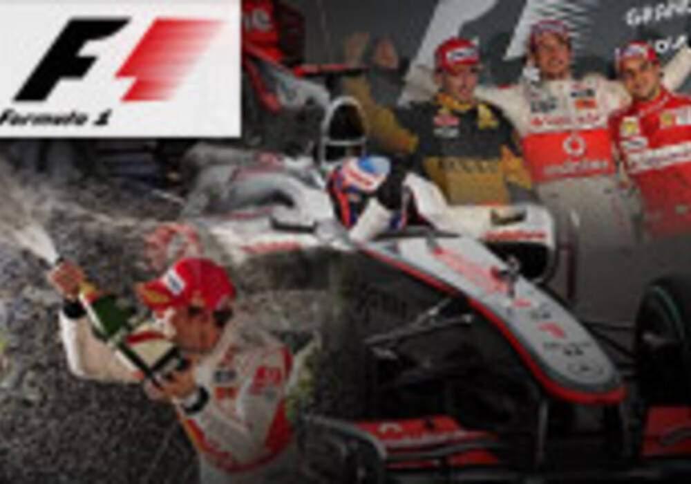 Formule 1 - Melbourne : Jenson Button s'impose